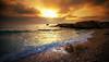 Take me down to the sea (Dreamcatcher photos) Tags: ocean sunset seascape beach outdoors seaside rocks waves ngc soe rockpools capeofstorms wildcoast dreamcatcherphotos
