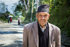Rinchenpong_April_2014_496a (Satyaki Basu) Tags: street old travel portrait people man west canon himalayas sikkim 1755 sikkimese 600d rinchenpong kaluk