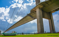 S17_4402 (Scott's-101 Photography) Tags: road trip bridge water spring nikon view hull coupe astra humber opel vauxhall bertone nikonofficials