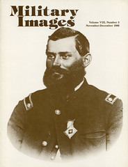 Military Images magazine cover, November/December 1986 (militaryimages) Tags: history infantry mi america magazine soldier photography rebel us marine uniform photographer unitedstates military union navy archive confederate worldwari civilwar american weapon tintype ambrotype artillery stereoview cartedevisite sailor ruby veteran roach daguerreotype yankee cavalry neville spanishamericanwar albumen mexicanwar coddington backissue citizensoldier indianwar heavyartillery matcher findingaid militaryimages hardplate