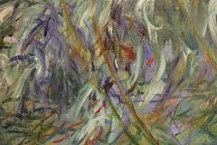 among the agapanthus 1 (pjah73) Tags: abstract art moma museumofmodernart picasso monet pollock boccioni