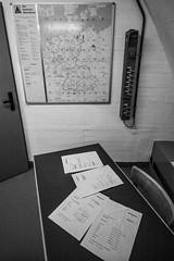Bundesbank Bunker Cochem (Knipsbildchenknipser) Tags: blackandwhite monochrome blackwhite bunker sw schwarzweiss cochem bundesbank