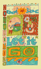 u need 2 let it go (jeremy pettis) Tags: moleskine portland drawing no go it chain doodle breakers let letitgo nonononono doodleday jeremypettis