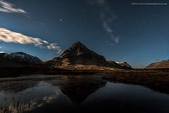 The Little Herdsman under the Moonlight (Damon Finlay) Tags: nightphotography mountains stars landscape islands scotland highlands nikon little scottish glen na d750 glencoe nightsky wilderness nikkor f4 coe buachaille etive lochan scottishhighlands buachailleetivebeag 1635mm beag herdsman highlandsandislands fola littleherdsman lochannafola nikkor1635mmf4 nikond750