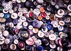 Buttons (wilstony1) Tags: light abstract colours artistic buttons indoor