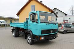 MB LN Kipper (Vehicle Tim) Tags: truck mercedes kipper mb fahrzeug ln lkw laster