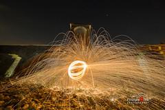 notturno-ponte nove (improntediluce15) Tags: street bridge shadow moon streetart art wool night steel fiume luna ponte story spinning effect venezia brescia notte scintille atmosfere