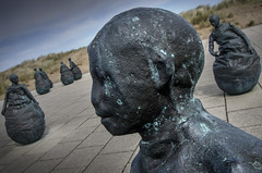 Conversation Piece, South Shields (DM Allan) Tags: southshields tyneside weebles conversationpiece tyneandwear juanmunoz