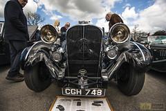 Brough Superior - 4.1 Litres 8 Cylinder (barpilot) Tags: festival photography nikon cheshire transport 8 superior cylinders cbs 41 brough sandbach litres broughsuperior barpilot d700
