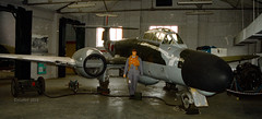 WD646 Gloster Meteor TT.20 as WD615 2 (eLaReF) Tags: 3 history museum meteor raf gloster manston tt20 wd615 wd646