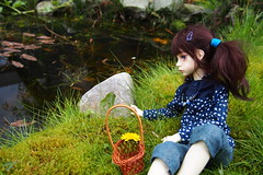 Luce (Tales of Karen) Tags: doll skin bjd resin oriental dt msd balljointed 7years dollstown seola