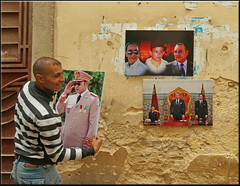 Salut!!! (mhobl) Tags: pictures king morocco maroc medina fes roi mohammedvi