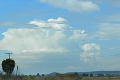 DSCN2290 (LoxPix2) Tags: road storm mountains bird river duck scenery farm hill australia brisbane mirage powerstation roadtrain lockyervalley loxpix