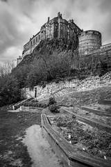 Castle (iandolphin24) Tags: leica blackandwhite bw trielmar leicamonochromtyp246 leicatrielmar16mm18mm21mmf4asph