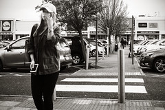 17/52 (2016): Boulevard of Broken Dreams, Borehamwood (Sean Hartwell Photography) Tags: street england girl shopping boulevard candid telephone hertfordshire borehamwood canoneosm3 52weeksthe2016edition week172016 weekstartingfridayapril222016