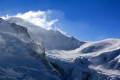 Life like ice melted down (cattan2011) Tags: travel cloud mist france montblanc traveltuesday