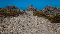 Rocks (Daniel Afterhours) Tags: sky beach landscape rocks rule thirds