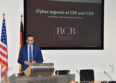 Chief Security Expert Discusses Understanding Cyber Components of Critical Infrastructure (GCMCOnline) Tags: pcss georgecmarshalleuropeancenterforsecuritystudiesgcmc programoncybersecuritystudies adampolitowski governmentcentreforsecurityinwarsaw gcscoi