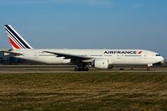F-GSPU (Air France) (Steelhead 2010) Tags: boeing airfrance yyz freg b777 b777200er fgspu
