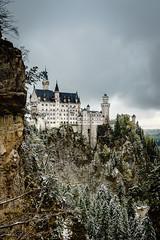 Neuschwanstein Castle (hrobertsson) Tags: sky cloud landscape neuschwanstein fussen sonyalpha ilce7r hrobertsson sony1635f4