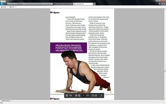 doug male mag 2 (pushupman) Tags: world from 2 3 records male 120 sports its magazine this is am doug it guinness ups jakarta page push their feb issue section indonesian pruden 2015 i pushupman pushupguy