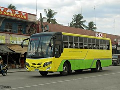 Holy Infant Tours (Monkey D. Luffy 2) Tags: road city bus public photography photo coach nikon philippines transport vehicles transportation coolpix vehicle ro society davao coaches mindanao philippine enthusiasts philbes