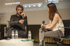 "Jean-Michel Jarre - MACBA, Barcelona - 28.04.2016 • <a style=""font-size:0.8em;"" href=""http://www.flickr.com/photos/10290099@N07/26703752955/"" target=""_blank"">View on Flickr</a>"