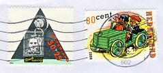 Niederlande (postcardlady1) Tags: stamps briefmarken