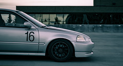 Contingency (Cryptic Photowerks) Tags: honda civic ek k20 kseries hondaracing speedtech yeg ek9 yegcars kseriesonly