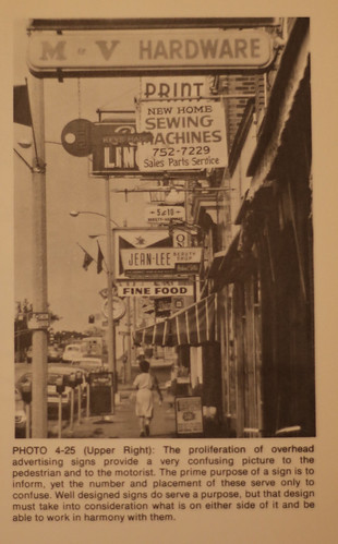 St. Louis Development Program 1973 - Overhead Advertisting