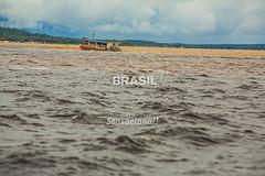 NO_Amazonas0708 (Visit Brasil) Tags: horizontal brasil natureza turismo manaus norte amazonas ecoturismo externa rionegro semgente nutico diurna encontrodasguas riosolimes