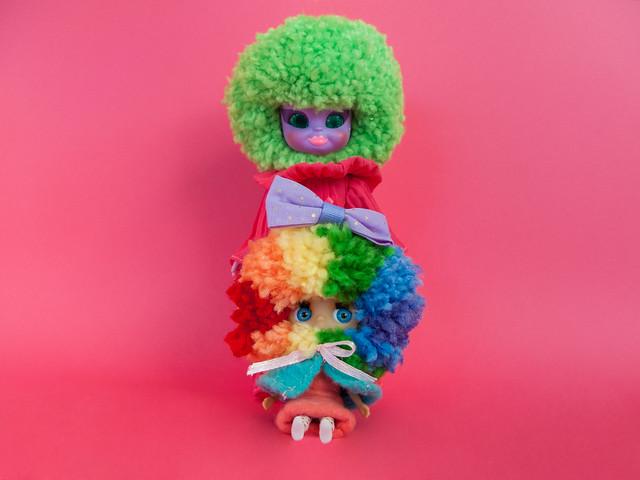Dorotea and Rainbow