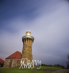 Barrenjoey Lighthouse (limomo) Tags: lighthouse sydney australia barrenjoey lightpaint