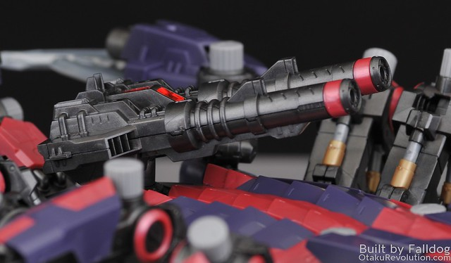 HMM Zoids - Death Stinger Review 21 by Judson Weinsheimer