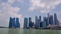 Singaporte Skyline (Mrlangeman) Tags: 2015 maleisi