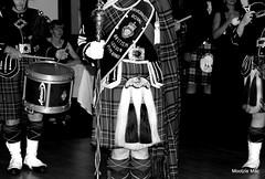 The Kilt and Sporran (mootzie) Tags: wedding drums scotland pipe band scottish sash highland drummer plaid kilts inverness tartan sporrans tasselssealskinchain silversgiandubhmace socksglovespipemajor