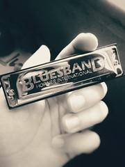 Comprei uma gaita - I bought a harmonica (joellima833) Tags: music smartphone msica harmonica gaita snapseed