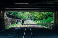 Kyoto_06 (Sakak_Flickr) Tags: kyoto tunnel incline higashiyama