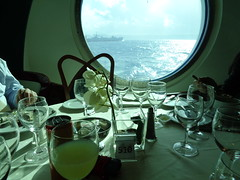MSC Magnifica Cruise Nov 2015 - Day at Sea 1 (CovBoy2007) Tags: cruise food port lunch boat ship hole eating cruising vessel eat porthole cruiseship dining msc lunching medcruise croisière magnifica mediterraneancruise msccrociere msccruise crociere mscmagnifica easternmediterraneancruise