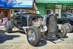 24th Annual Street Rods Forever - Historic Old Town Monrovia (dmentd) Tags: hotrod custom streetrod