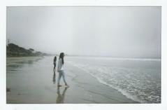 miramar beach (kristen cynthia) Tags: california halfmoonbay instantphotography miramarbeach fujifilminstax