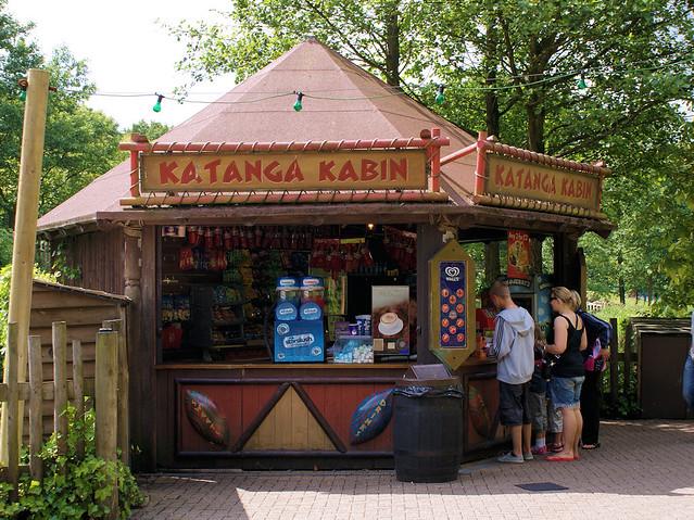 Katanga Canyon - Katanga Kabin