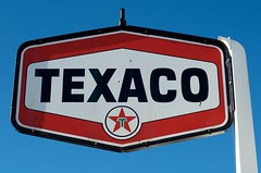 Texaco (dangr.dave) Tags: architecture downtown texas tx historic gas gasstation texaco fortworth cowtown tarrantcounty panthercity