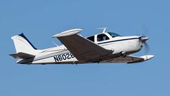 Beech A36 Bonanza N6028E (ChrisK48) Tags: airplane aircraft beechcraft 1979 bonanza dvt phoenixaz kdvt beecha36 phoenixdeervalleyairport n6028e
