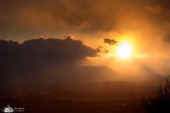 atardecer (hectoriglesiasboquete) Tags: sunset cloud sun atardecer nubes jaca rapitan oroel
