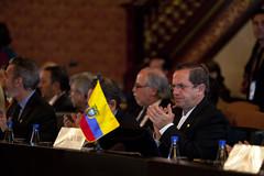 Reunión Extraordinaria de Ministros de Relaciones Exteriores, UNASUR