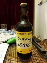 Yorkshire Heart Sunny Heart (DarloRich2009) Tags: beer ale brewery bitter camra realale campaignforrealale handpull sunnyheart yorkshireheart yorkshireheartsunnyheart