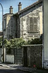 Urban Parisian architecture (Tom Blankenship Photography) Tags: paris france architecture photographer photographers architectural colombes tomblankenship