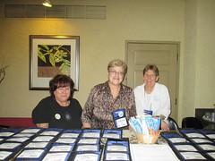 Registration Desk Staff and Volunteers