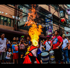 Ghost Rider Filipino Version (Myke Robles Baluyot) Tags: street fire philippines streetphotography manila peo